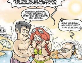 Erdoğanın tatili Gırgırda