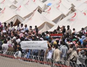 Mülteciler Kilise taşınacak