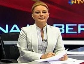 NTVde canlı yayın kazası