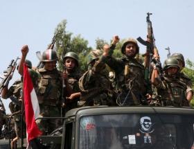 Suriye ordusu İdlibden çekiliyor