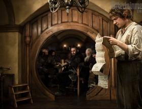 Hobbit göründü