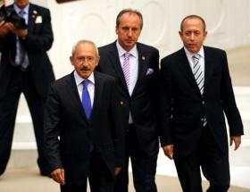 CHP milletvekilleri yemini tamamladı