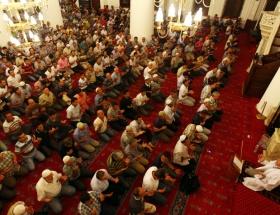 KKTCde, şehitler için gıyabi cenaze namazı