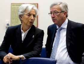 IMF de Avrupayı sattı