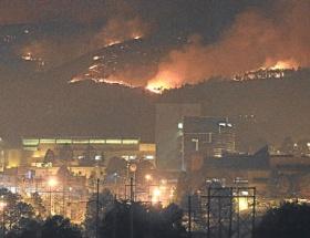 ABDde nükleer yangın paniği