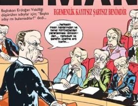 Erdoğanı kızdıracak kapak