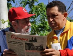 Castrodan Chaveze ziyaret