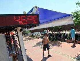 Güney Kutbunda sıcaklık rekoru