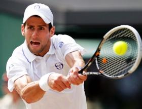Wimbledonda zafer Djokoviçin