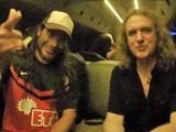 Metallicanın bas gitaristi Eskişehirsporlu oldu