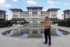 Cumhurbaşkanlığı Sarayının kapıları açıldı