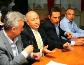 Başkan başka Fenerbahçe başka