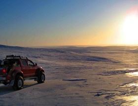 Kuzey Kutbu çok ısındı