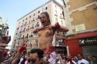 İspanyada çılgın festival
