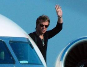 Jon Bon Jovi İstanbulda