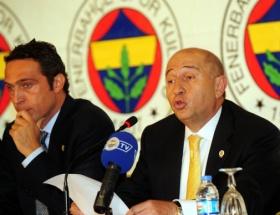 Fenerbahçe, Federasyonu ziyaret etti