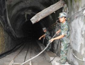 Çinde yine maden kazası