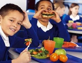 Okul kantinlerine kalori sınırlaması