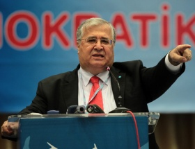 Masum Türkerden Dünya Barış Günü mesajı