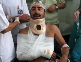 Mehmet Yıldız, taburcu edildi