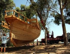Efes, gemilerine kavuştu