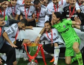 Kupa halen Beşiktaşta