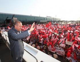 Rumlar Erdoğana ateş püskürüyor