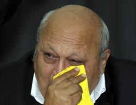 Fenerbahçe Divan Kurulunda herkes ağladı