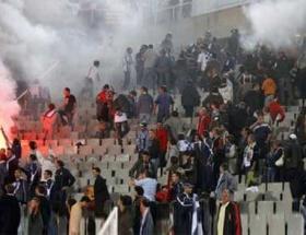 Shakhtar maçına 4 gözaltı