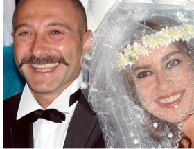 Dizi evliliği çabuk bitti
