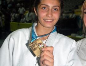 Türkiye ilk altın madalyasını aldı