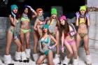 Eksi 15 derecede bikini tanıtımı