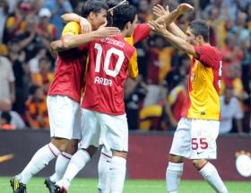 Galatasaray, Pendiksporu farkla yendi