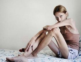 Anoreksiya 5 yaşa kadar indi
