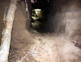 Tarlaya kenevir tüneli