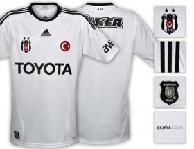 Beşiktaşın Beyaz Forması satışta