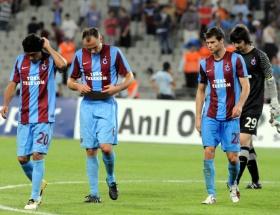 Trabzonspor, maça hazırlanıyor