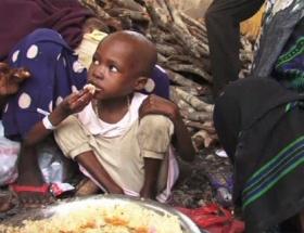 Göçmenler, açlıktan öldü