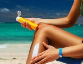 Güneş cilt kanseri riskini artırıyor
