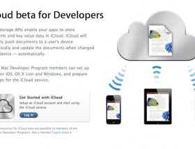 iCloud Beta Açıldı