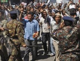 Göstericilere ateş açıldı: 8 ölü