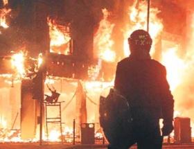 Peruda korkunç yangın: 26 ölü