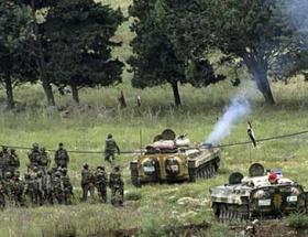 Hamayı tanklar kuşattı