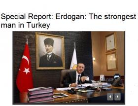 Türkiyedeki en güçlü adam