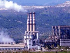 Termik santralin özelleştirilmesine tepki
