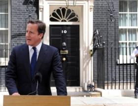 Cameron politikalarını gözden geçirecek