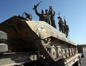 Mısır Kuzey Sinada operasyona başladı