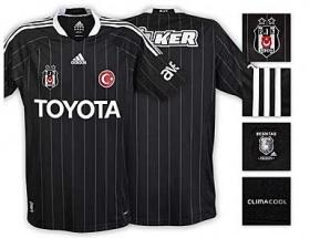 İşte Beşiktaşın siyah forması