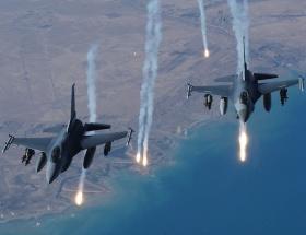Savaş uçakları K.Iraka uçuyor