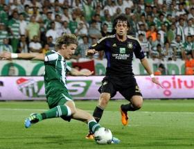 Bursaspor maçına ilgi büyük